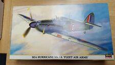 Hasegawa 1/48 Sea Hurricane Mk 1A Fleet Air Arm