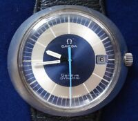 Vintage! 1960s OMEGA Geneve Dynamic 40mm Hand-Winding Men's Watch Swiss Made