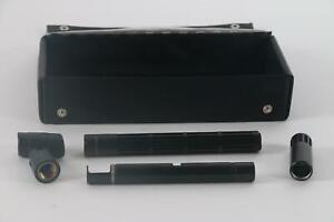 Sennheiser K3-U Microphone Black With 2x Capsules and Case