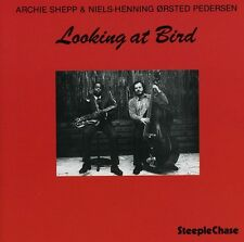 Archie Shepp - Looking at Bird [New CD]