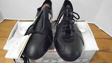 Lotto Concept & Form Biking Nero Men's Shoes New 10 M Tie Black Red White Italy