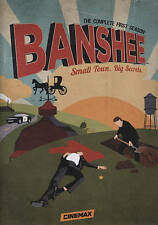 **LIKE NEW** Banshee: The Complete First Season 1 (DVD, 2015, 4-Disc Set)
