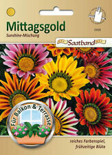 mittagsgold'sol Mezcla' - Gazania híbrido, semillas, 53025