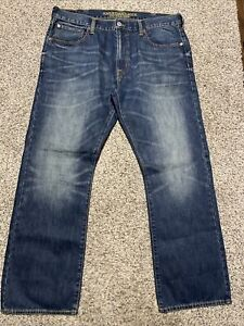 AE AMERICAN EAGLE OUTFITTERS ORIGINAL BOOT MEN'S JEANS SIZE 38X32