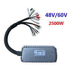 48V 2500W Electric Bicycle Brushless Motor Speed Controller For E-bike & Scooter