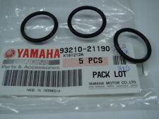 3 anelli o-ring per tubi pompa acqua Yamaha T max 500 530 codice 9321021190