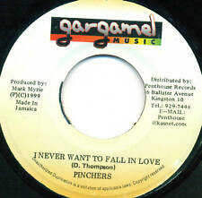 """PINZAS CORTANTES I NEVER WANT TO FALL IN LOVE 7"""" LULU S4745"""