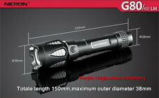 CREE XML T6 LED Self-defense Flashlight Torch + Charger