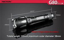 CREE XML T6 LED Self-defense Flashlight Torch + Charger