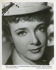 MICHELINE PRESLE LE DIABLE AU CORPS 1947  PHOTO ANCIENNE N°3