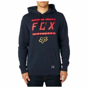 Special Fox Racing Mens Listless Pullover Fleece Hoodie Hooded Sweat Jumper SZ M