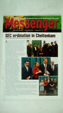 Messenger Magazine - The 7th Day Adventist Church UK Vol. 122 No.23 Nov. 2017