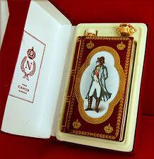Flacon en porcelaine - Cognac Camus Napoléon, Cuvée du Bicentenaire
