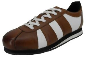 Delicious Junction Tan Mens Chad Trainer
