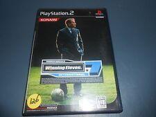 World Soccer Winning Eleven 7 International  ( PS2, 2004) Japan Import US Seller