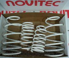 FIAT IDEA lowering springs NOVITEC compare Lancia no 50704171, 46823847 FEDERN