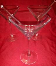 6 Martini Gläser Cocktail Gläser Schalen 212 cc