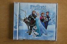 Kristen Anderson-Lopez And  Robert Lopez  – Frozen The Songs      (Box C273)