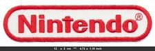 Nintendo Aufnäher Patch Bügelbild Gaming Console Game Boy Switch Arcade Games