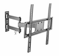 Full Motion TV Wall Mount Swivel Bracket for LED LCD TV's 40 46 50 55 60""