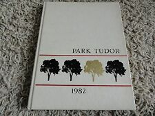 1982 Park Tudor High School Yearbook from Indianapolis Indiana