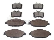PEUGEOT 308 SPORT 1.4 1.6 VTi HDi THP 2007-2012 FRONT & REAR BRAKE DISC PADS NEW