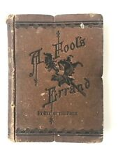 A Fool's Errand By One of the Fools Hardcover 1880 First Edition