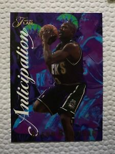 1995-96 Flair Anticipation Glenn Robinson #8