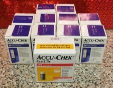 Aviva ACCU-CHEK 500 Strips plus Fastclix Expiry Date 31/08/19