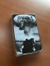 Zyklon-B - Blood Must Be Shed MC Tape 1349 Mysticum Gorgoroth Emperor Satyricon