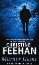 Murder Game (GhostWalker), Christine Feehan, New condition, Book