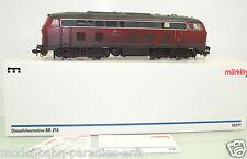 Märklin Spur 1 85571 Diesellok BR 218 110-5 der DB patiniert Digital+OVP (EF83)