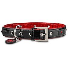 Star Wars Darth Vader Dog Collar Sparkling  studded faux leather  Size 2XL/3XL