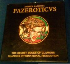 Pazeroticus Glamour 1a edizione Pazienza Magnus! Raro