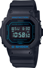 BRAND NEW CASIO G-SHOCK DW5600BBM-1 MATTE BLACK DIGITAL MENS WATCH NWT!!!!!