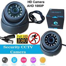 Cámara De Seguridad Domo 1080P HD TVI 3.6 mm Gran Angular Exterior 20 M Visión Nocturna Cctv