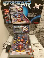 Vintage Tomy Astroshooter Pinball Machine complete