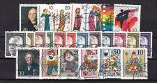 Berlin 359 - 378,  Jahrgang 1970 komplett gestempelt , siehe Scan