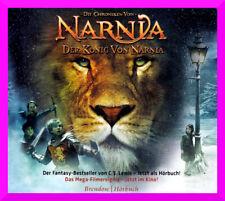 Der König von NARNIA 3 CDs Hörbuch Disney Märchen Geschichte Kinder xmas Kinder