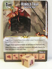 Dice Masters - 1x #074 Kobold Trap Greater Trap foil-d&d Tomb of Destruction