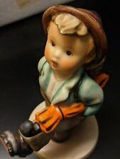 New ListingVintage Hummel, Globe Trotter, Goebel, West Germany Figurine
