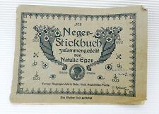 NEGER Stickbuch N° 8 von Natalie Eger Kreuzstich Kreuzstickerei