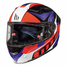 Casco MT KRE LOOKOUT G2 GLOSS FLUOR RED talla XS