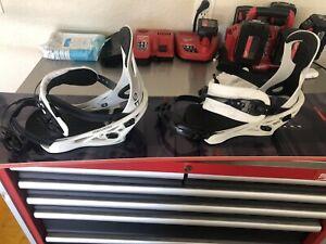snowboard bindings medium