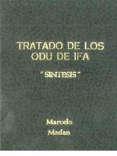 Libro TRATADO DE LOS ODU DE IFA de Marcelo Madan religion yoruba