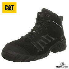 Caterpillar CAT Formation Haut Size 6 S1P SRC Noir Composite POINTE ORTEIL