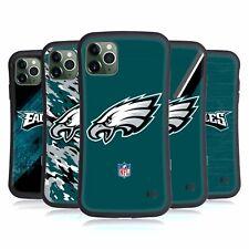 OFFICIAL NFL PHILADELPHIA EAGLES LOGO HYBRID CASE FOR APPLE iPHONES PHONES