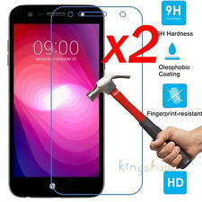 2x Tempered Glass Screen Protector f LG X Power 2 / X Charge/ Fiesta/ K10 Power