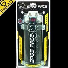 Lanzar Optidrive Opticap60 Condensateur Hybride Ovale 6 FARAD Argent