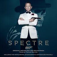 THOMAS NEWMAN/ORIGINAL SOUNDTRACK - JAMES BOND: SPECTRE CD NEU
